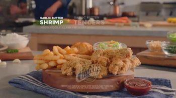 Church's Chicken Garlic Butter Shrimp & Tenders Platter TV Spot, 'Garlic Butter Everything' - Thumbnail 9