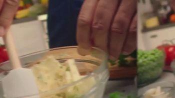 Church's Chicken Garlic Butter Shrimp & Tenders Platter TV Spot, 'Garlic Butter Everything' - Thumbnail 2