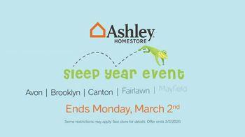 Ashley HomeStore Sleep Year Event TV Spot, 'Leap Into a Great Mattress' - Thumbnail 8
