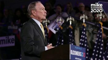 Mike Bloomberg 2020 TV Spot, 'Restore Honor' - 3 commercial airings