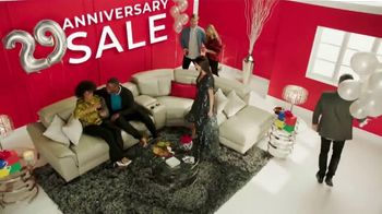 Rooms to Go Anniversary Sale TV Spot, 'Great Prices' Song by Junior Senior