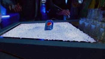Pepsi TV Spot, 'El juego nunca se detiene' canción de WOST & Ginette Claudette [Spanish] - 646 commercial airings