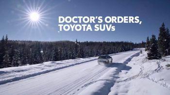 Toyota TV Spot, 'Dear Cabin Fever' [T1]