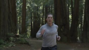 2020 Lincoln Nautilus TV Spot, 'Morning Run' Featuring Matthew McConaughey [T2] - 1 commercial airings