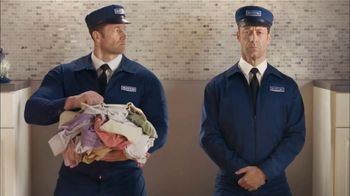 Maytag TV Spot, 'Pumped-Up Power' Featuring Colin Ferguson