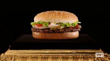 Burger King TV Spot, 'VH1: Whopper Rap' Featuring Snoop Dogg - Thumbnail 1