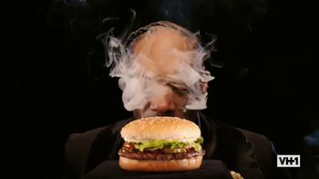 Burger King TV Spot, 'VH1: Whopper Rap' Featuring Snoop Dogg - Thumbnail 5