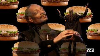Burger King TV Spot, 'VH1: Whopper Rap' Featuring Snoop Dogg - Thumbnail 7