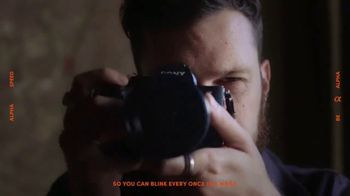 Sony Cameras Alpha Cameras TV Spot, 'Keep Up' - Thumbnail 7