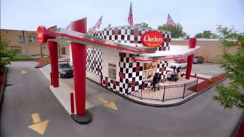 Checkers $4 Pick 2 Meal Deal TV Spot, 'With Fries and a Drink: Delivery' - Thumbnail 1