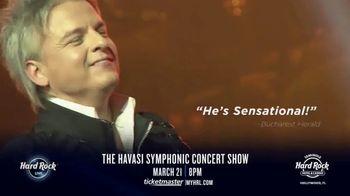 Hard Rock Hotels & Casinos TV Spot, 'Havasi Symphonic Concert Show'