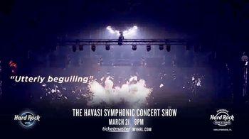 Hard Rock Hotels & Casinos TV Spot, 'Havasi Symphonic Concert Show' - Thumbnail 5