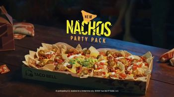 Taco Bell Nachos Party Pack TV Spot, 'Steal the Show' - Thumbnail 9