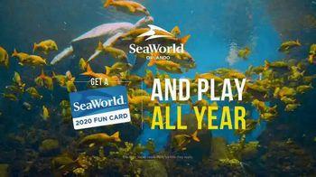 SeaWorld 2020 Fun Card TV Spot, 'Real Feels Amazing: 2020 Fun Card' - Thumbnail 9