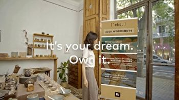 Vistaprint TV Spot, 'It's Your Dream: Own It: Eko' - Thumbnail 10