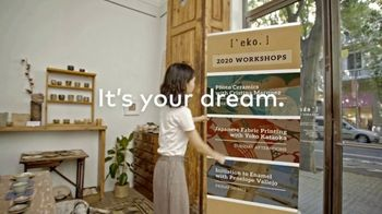 Vistaprint TV Spot, 'It's Your Dream: Own It: Eko' - Thumbnail 9