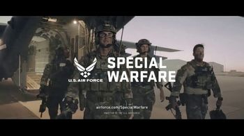 U.S. Air Force TV Spot, 'Special Warfare: Before All Others' - Thumbnail 8