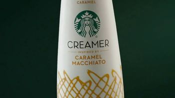Starbucks Creamer TV Spot, 'Your Favorites Come to Life' - Thumbnail 2