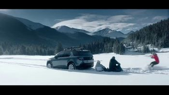 2020 Land Rover Discovery Sport TV Spot, 'Play Harder: Activity Key' Ft. Maddie Mastro [T1] - Thumbnail 3