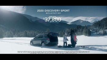 2020 Land Rover Discovery Sport TV Spot, 'Play Harder: Activity Key' Ft. Maddie Mastro [T1] - Thumbnail 9