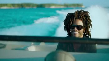 The Islands of the Bahamas TV Spot, \'Fly Away\' Featuring Lenny Kravitz