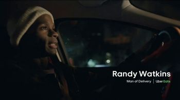 Uber Eats TV Spot, 'Tracking: Randy' - 1 commercial airings