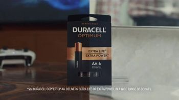 DURACELL Optimum TV Spot, 'Gamer x Toothbrush' - Thumbnail 8