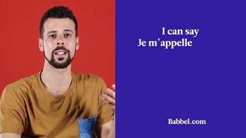 Babbel TV Spot, 'Feel Like This'