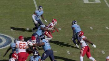 TurboTax TV Spot, 'Best Returns of the Year: Titans vs. Chiefs' - Thumbnail 3