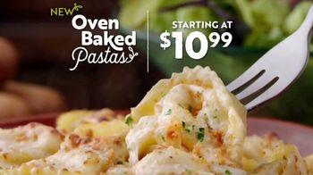 Olive Garden Oven Baked Pastas TV Spot, 'There's Still Time' - Thumbnail 4