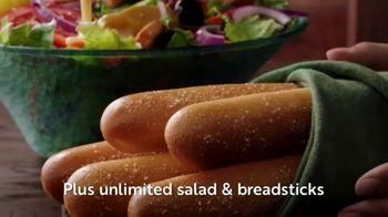 Olive Garden Oven Baked Pastas TV Spot, 'There's Still Time' - Thumbnail 7