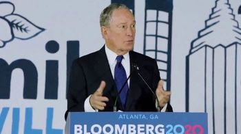 Mike Bloomberg 2020 TV Spot, 'Not One Penny' - 12 commercial airings