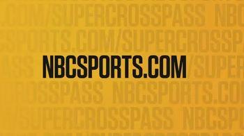 NBC Sports Gold Supercross Pass TV Spot, 'Every Lap, Every Round' - Thumbnail 9