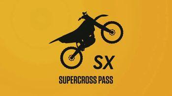 NBC Sports Gold Supercross Pass TV Spot, 'Every Lap, Every Round' - Thumbnail 2