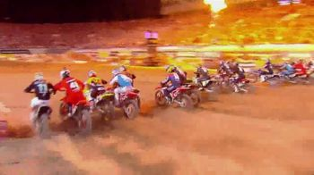 NBC Sports Gold Supercross Pass TV Spot, 'Every Lap, Every Round' - Thumbnail 3