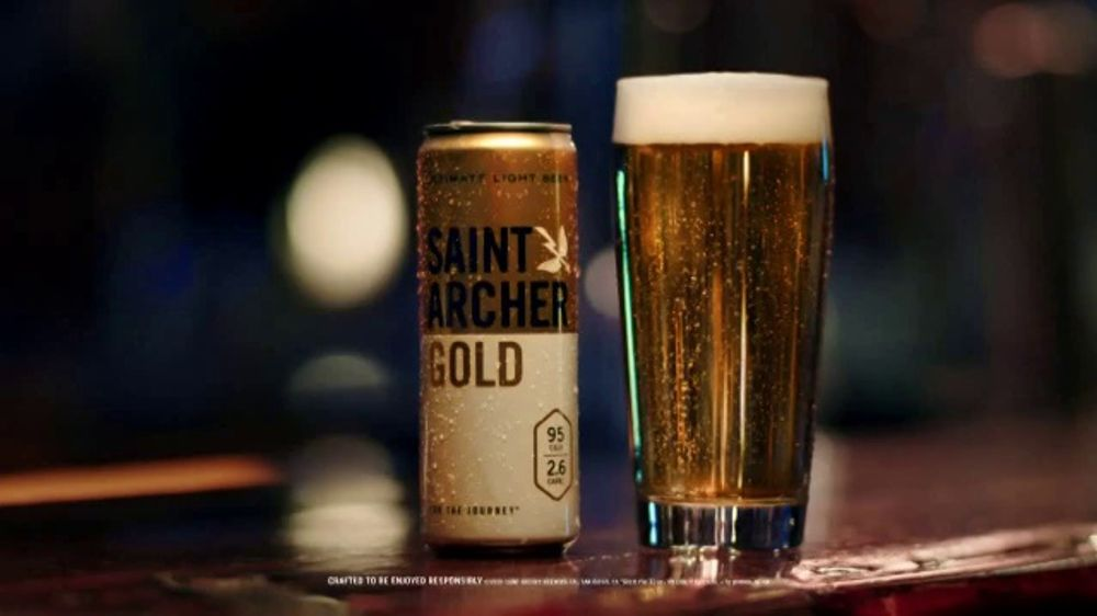 Saint Archer Gold TV Commercial, 'You Can Count Carbs and Calories' Song by SKEGSS
