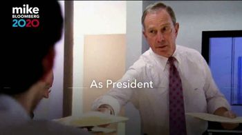 Mike Bloomberg 2020 TV Spot, 'Healthcare Coverage' - 11 commercial airings