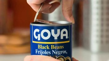 Goya Black Beans TV Spot, 'Whole, Plump and Tender' - Thumbnail 1