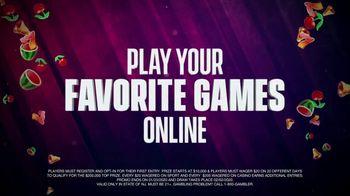 Hard Rock Hotels & Casinos TV Spot, 'Hard Rock 2020: 50 Free Spins' - Thumbnail 4