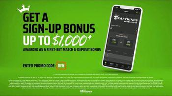 DraftKings Sportsbook TV Spot, 'More Football: Deposit Bonus' - Thumbnail 7