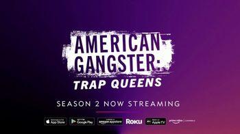 BET+ TV Spot, 'American Gangster: Trap Queens' - Thumbnail 10