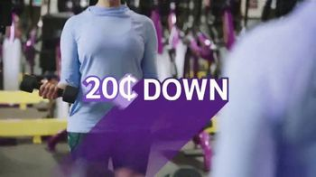 Planet Fitness TV Spot, '20 Cents Down, $10 a Month' - Thumbnail 2