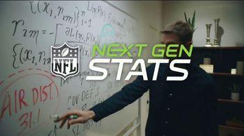 Amazon Web Services TV Spot, 'Next Gen Stats: Defying Physics' Featuring Aaron Rodgers - Thumbnail 10