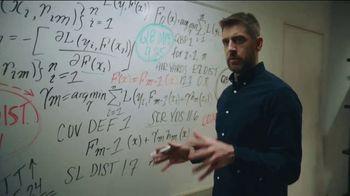 Amazon Web Services TV Spot, 'Next Gen Stats: Defying Physics' Featuring Aaron Rodgers - Thumbnail 9