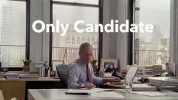 Mike Bloomberg 2020 TV Spot, 'Not One Penny: Only Candidate'
