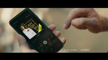 Audible Inc. TV Spot, 'Listeners Testimonial: Save $50'