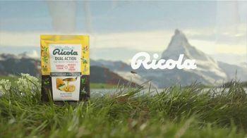 Ricola Dual Action TV Spot, 'The Power of Nature' - Thumbnail 9