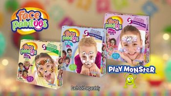 Face Paintoos TV Spot, 'Bring Your Party to Life' - Thumbnail 8