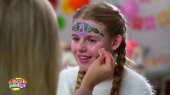 Face Paintoos TV Spot, 'Bring Your Party to Life'