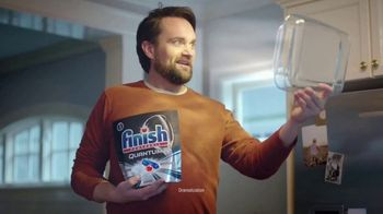 Finish Powerball Quantum TV Spot, 'Dull Dishes' - Thumbnail 7
